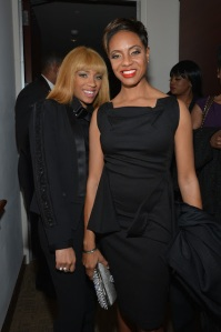 Lil Mama and MCLyte