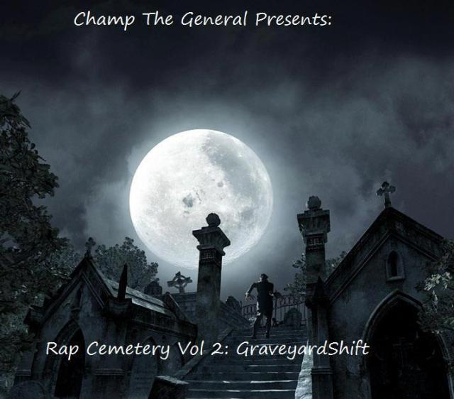 ChampTheGeneral mixtape cover
